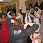 Party dancing To YMCA
